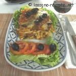 Rezept für Makkaroni-Lasagne